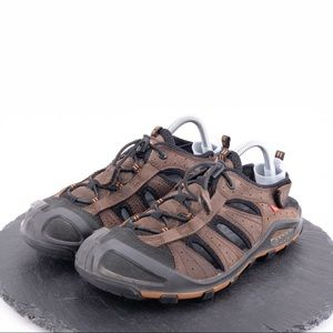 Ecco Yak Mens Hiking Sandals Size 9